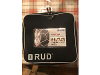 Snow Chains: RUD compact easy2go; self tensioning 9mm snow chains Size 4055 (Ref 4716952)
