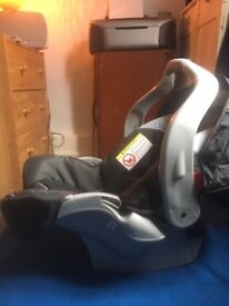 Mothercare Baby Car Seat/Carrier with weather shade - used - Open to Offers!