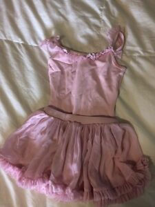 Bodysuits and skirt for Dance