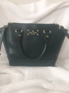 Kate Spade Forest Green Purse