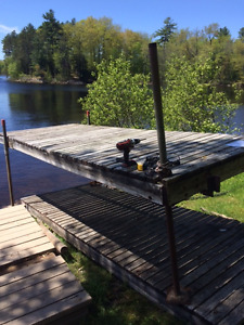 Wold dock for sale