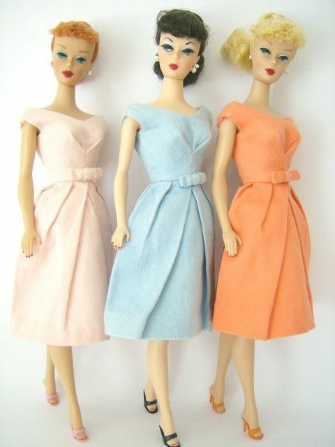 Sassy Chic Vintage Barbie