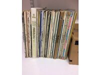 Vinyl LP Records 33's 78's 45's