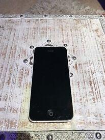 iPhone white 5c 8GB
