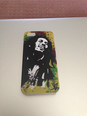 Bob Marley for apple iPhone 5 case multi-colored US - Bob For Apples