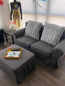 COUCH FOR SALE!! MUST BE OUT BY TUESDAY!