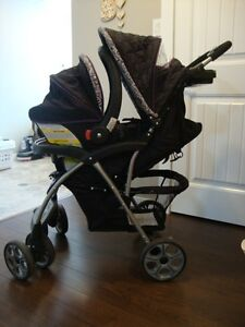 Safety First Infant Car Seat and Stroller