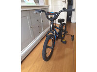 A kids 16 inch Hotrock bicycle new, never used. For collection.
