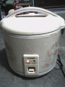 Tiger Rice Cooker - Made in Japan