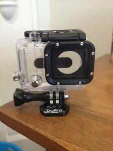 Gopro Hero Dive housing. As new. Suits Gopro 3, 3+ and 4 models. Bondi Eastern Suburbs Preview