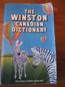 THE WINSTON CANADIAN DICTIONARY