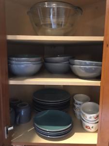 Dish and Glassware