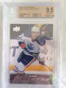 Tons of Graded Beckett, GMA ,KSA NHL cards prices below West Island Greater Montréal image 8