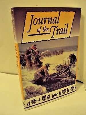 Journal of the Trail by Glazier & Clark- LDS, MORMON BOOKS