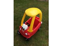 Little Tikes Cozy Coupe - Great Condition