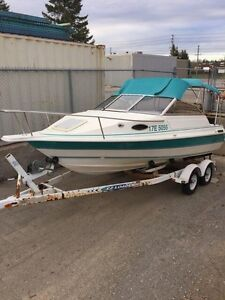 Cutter pro fisher boat