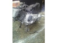 piaggio vespa 125cc engine