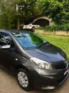 2014 Toyota Yaris Hatchback Glenbrook Blue Mountains Preview