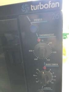 BAKBAR Moffat      Electric BENCH Portable Fan Assisted OVEN Prospect Prospect Area Preview