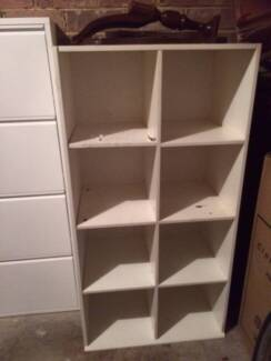 8 cubed shelf storage Lane Cove North Lane Cove Area Preview