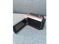 Sony DCRSR57E Handycam Camcorder With Built-in 80GB Hard Disc Drive - Silver -FOR SALE - £60