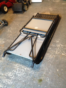 Folding Snowmobile Slide For Sale