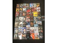 100 TOP TITLE DVDS-ALL IN EXCELLENT CONDITION