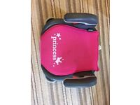 Graco Pink Booster Seat