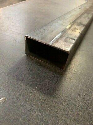Steel Square Tube 2 X 4 X 36 Long X .18 Wall 0.125
