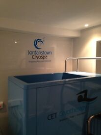 **CET Cryospa - Looking Quick Hassle Free Sale, call 07817647723**