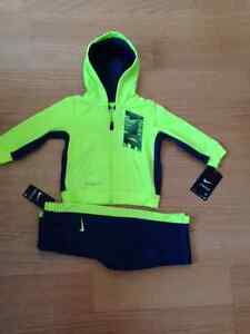 THERMA FIT NIKE NEW WITH TAGS BABY BOY SIZE 12 MONTHS TRACKSUIT