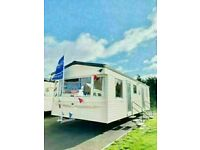 Cheap static Caravan For sale, Sited in Essex, 12 foot wide model