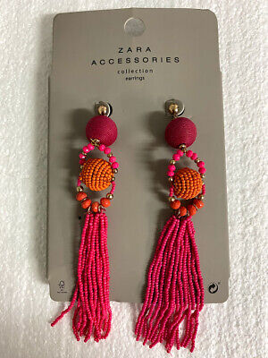 Zara Accessories Collection  EARRINGS - Brand New