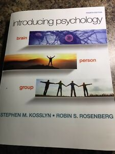 Introducing Psychology 4th Ed by Kosslyn & Rosenberg