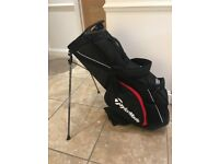 TaylorMade Audi Quattro Golf Stand Bag