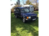 2001 Discovery TD5