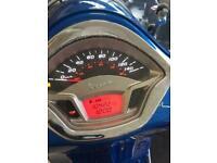 Piaggio Vespa GTS 300 Only 9600 miles