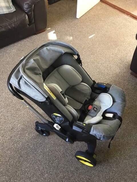 Doona Car Seat Rain Cover Isofix Base