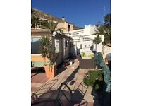 Caravan near to El Campello,near Alicante in Spain,2 Bed with outside space,good on site facilities