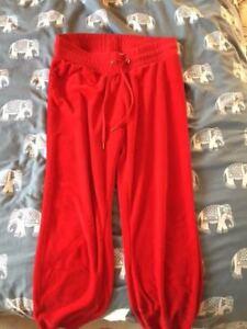 H&M Red Velvet (Material)  Pants