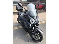 2014 Yamaha YP400-R X-MAX yp 400 r xmax in Black great condition + Lot of Extras not 250