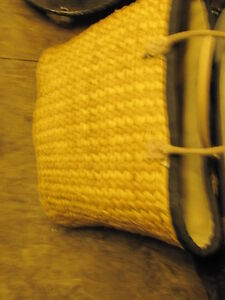 straw bag good clean bag for books or gym stuff need gone