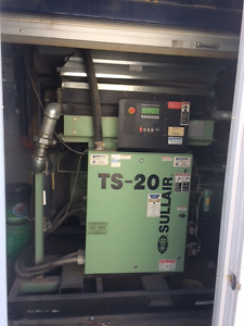 Sullair electric compressor unit 1200cfm
