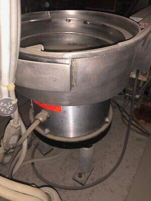 Bowl Feeder Conveyor Linear Guide Feeders Vibratory Bowl Feeder 0b-150