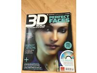 3D World Perfect Faces May 2007 + Free CD