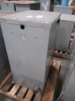 Challenger 63 Kva Dry Type Distribution Transformer - Cat 632-lp3t-mod5