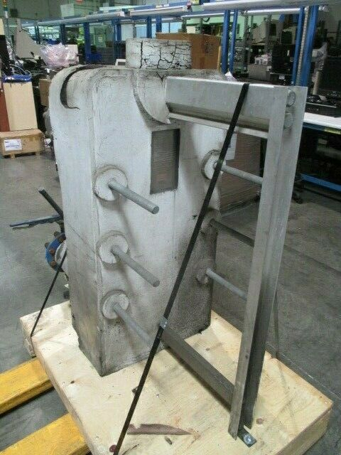 ITT BY540900072700 Plate Heat Exchanger, Bell & Gosset P21, RS1313