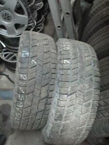 PAIR OF 275/65R18 LAUFENN TIRES