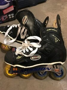 Mission Hockey Roller Skates