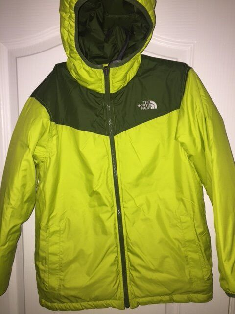 d1485c1b North Face Boys Reversible Padded Jacket: Aged 10-12 (Medium). Excellent  Condition